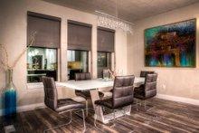 Contemporary Interior - Dining Room Plan #20-2205