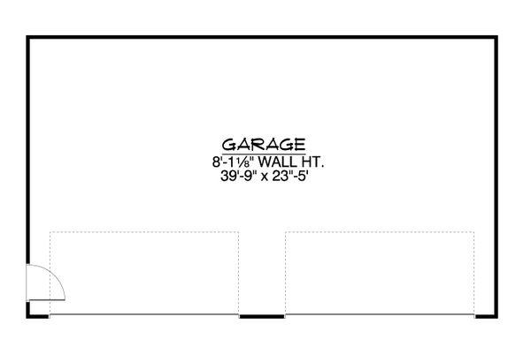 Dream House Plan - Country Floor Plan - Main Floor Plan #1064-81