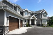 Traditional Style House Plan - 5 Beds 3 Baths 3753 Sq/Ft Plan #23-2311 Exterior - Front Elevation