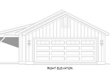 Dream House Plan - Cottage Exterior - Other Elevation Plan #932-328