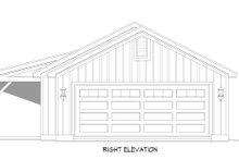House Plan Design - Cottage Exterior - Other Elevation Plan #932-328