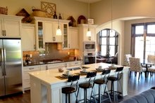 Dream House Plan - Craftsman Interior - Kitchen Plan #70-1481
