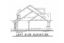 Dream House Plan - Craftsman Exterior - Other Elevation Plan #20-2122