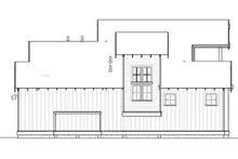 Craftsman Exterior - Other Elevation Plan #895-118