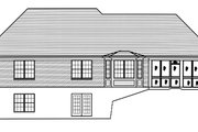 Traditional Style House Plan - 3 Beds 2 Baths 1764 Sq/Ft Plan #46-901