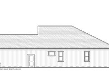 Architectural House Design - Craftsman Exterior - Other Elevation Plan #938-95