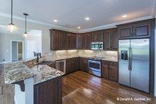 Craftsman Interior - Kitchen Plan #929-953