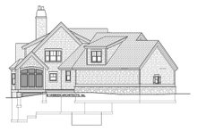 Craftsman Exterior - Front Elevation Plan #928-213