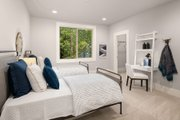 Contemporary Style House Plan - 5 Beds 4.5 Baths 4039 Sq/Ft Plan #1066-14 Interior - Bedroom