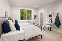 Contemporary Interior - Bedroom Plan #1066-14