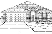 Traditional Style House Plan - 3 Beds 2 Baths 1654 Sq/Ft Plan #84-332
