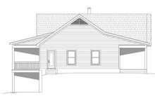 House Design - Country Exterior - Other Elevation Plan #932-15