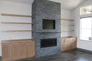 Craftsman Style House Plan - 4 Beds 2.5 Baths 2706 Sq/Ft Plan #895-123