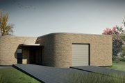 Contemporary Style House Plan - 3 Beds 3 Baths 2785 Sq/Ft Plan #906-20 Photo