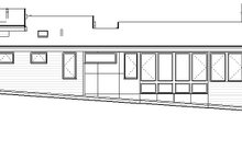 House Plan Design - Modern Exterior - Other Elevation Plan #895-110