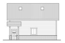 Country Exterior - Other Elevation Plan #124-993