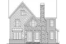Home Plan - Traditional Exterior - Front Elevation Plan #419-246