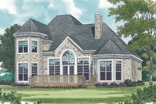 Dream House Plan - Country Photo Plan #453-29
