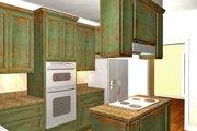 Southern Style House Plan - 4 Beds 2.5 Baths 2380 Sq/Ft Plan #44-173 Photo