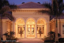 Home Plan - Mediterranean Exterior - Other Elevation Plan #930-192