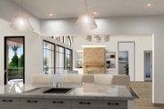 Craftsman Style House Plan - 3 Beds 2 Baths 2243 Sq/Ft Plan #54-408 Interior - Kitchen