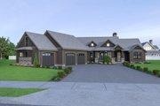 Craftsman Style House Plan - 3 Beds 2.5 Baths 3285 Sq/Ft Plan #1070-68