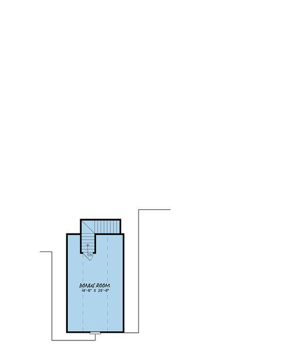 Dream House Plan - European Floor Plan - Other Floor Plan #923-14