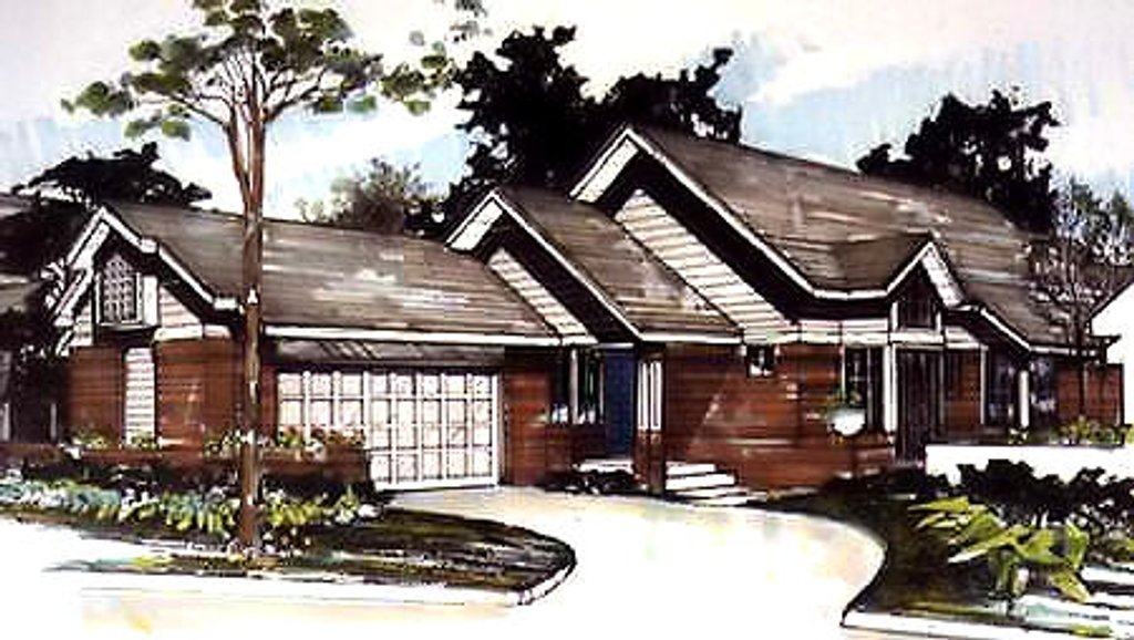 1 Beds 1 Baths 440 Sq Ft Plan 924 7: Traditional Style House Plan