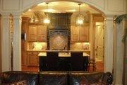 Craftsman Style House Plan - 3 Beds 2.5 Baths 2597 Sq/Ft Plan #430-148 Interior - Kitchen