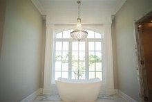 House Design - European Interior - Master Bathroom Plan #923-69