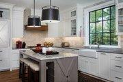 Farmhouse Style House Plan - 3 Beds 2.5 Baths 2063 Sq/Ft Plan #901-136 Interior - Kitchen