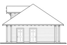 Craftsman Exterior - Other Elevation Plan #124-788