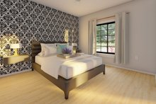 Home Plan - Farmhouse Interior - Master Bedroom Plan #126-234