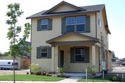 Traditional Style House Plan - 3 Beds 2.5 Baths 1432 Sq/Ft Plan #895-5