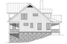 Country Exterior - Other Elevation Plan #932-207