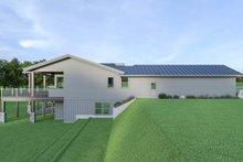 Dream House Plan - Contemporary Photo Plan #1070-88
