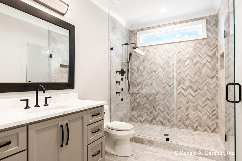 Home Plan - Craftsman Interior - Bathroom Plan #929-1040