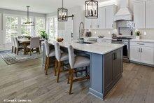 House Plan Design - Craftsman Interior - Kitchen Plan #929-60