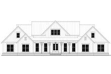 Farmhouse Exterior - Front Elevation Plan #430-222