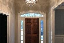 Craftsman Interior - Entry Plan #437-87