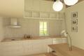 Modern Style House Plan - 1 Beds 1 Baths 1150 Sq/Ft Plan #914-1 Interior - Kitchen