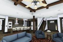 Craftsman Interior - Kitchen Plan #1069-12