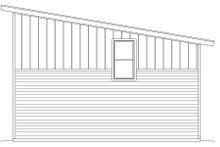 Contemporary Exterior - Other Elevation Plan #932-229