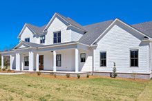 Dream House Plan - Farmhouse Exterior - Other Elevation Plan #63-430