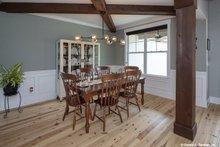 Architectural House Design - Craftsman Interior - Dining Room Plan #929-1051