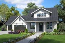 House Plan Design - Farmhouse Exterior - Front Elevation Plan #48-995