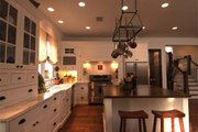 Cottage Style House Plan - 3 Beds 4.5 Baths 2693 Sq/Ft Plan #449-12 Interior - Kitchen