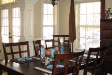 Dream House Plan - Craftsman Interior - Dining Room Plan #437-3