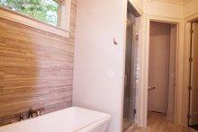 Tudor Interior - Master Bathroom Plan #54-399