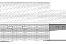 Traditional Exterior - Other Elevation Plan #932-269
